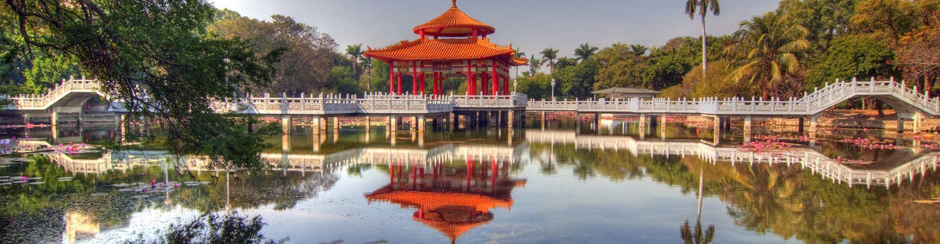 10 fantastische Radtouren in Taiwan