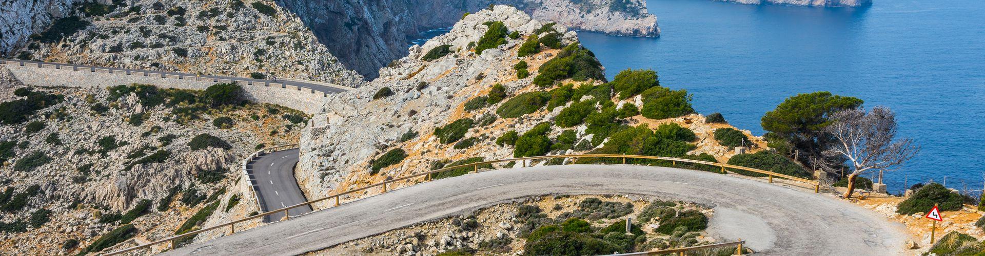 10 traumhafte Radrouten auf Mallorca