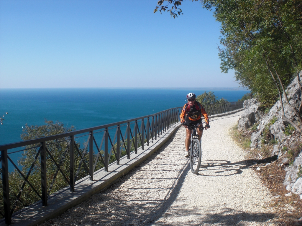 Cycling routes in Friuli - Coast of Trieste