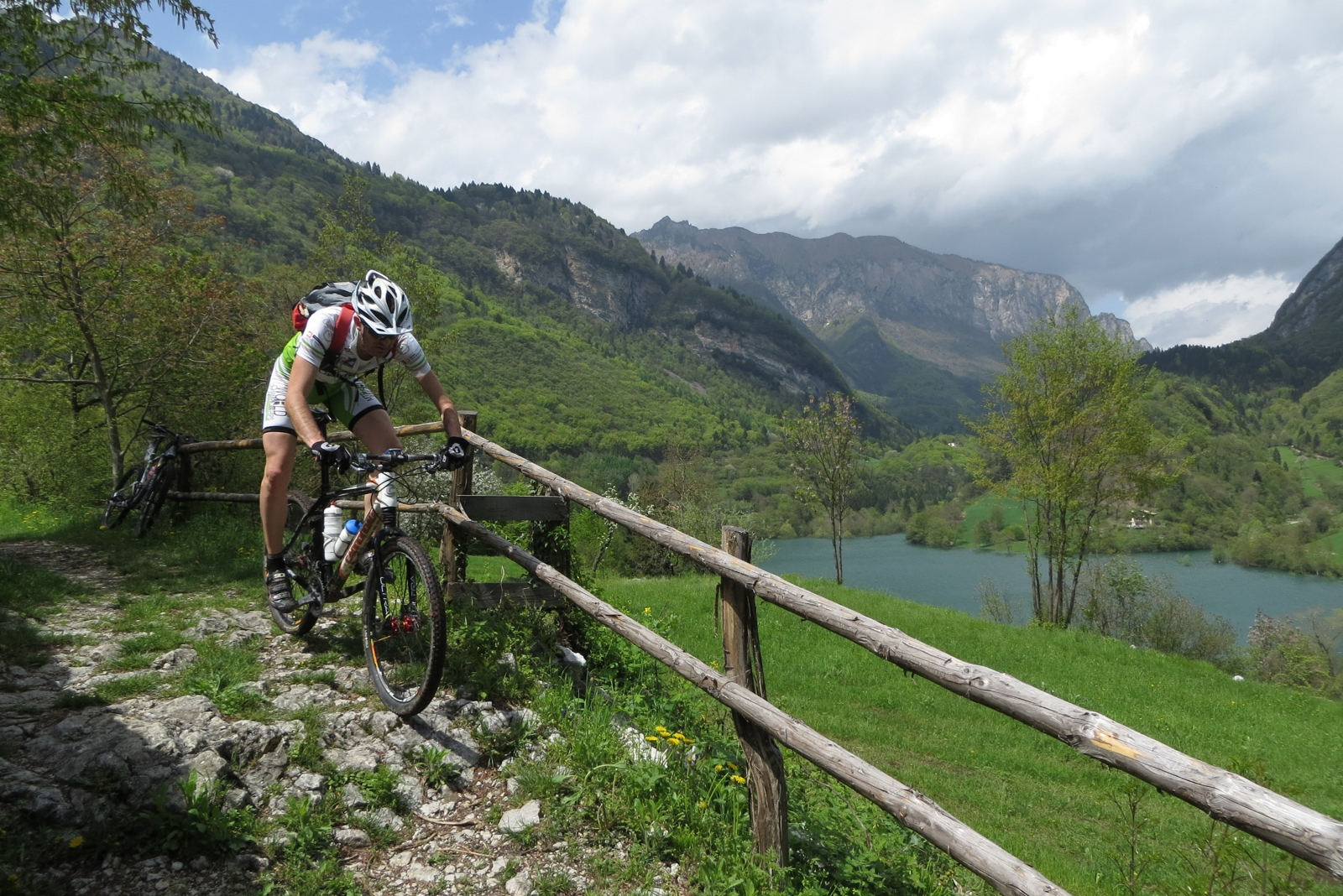 10 of the best mountainbike routes in Europe
