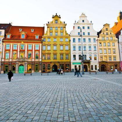 Fahrradroutenplaner Polen