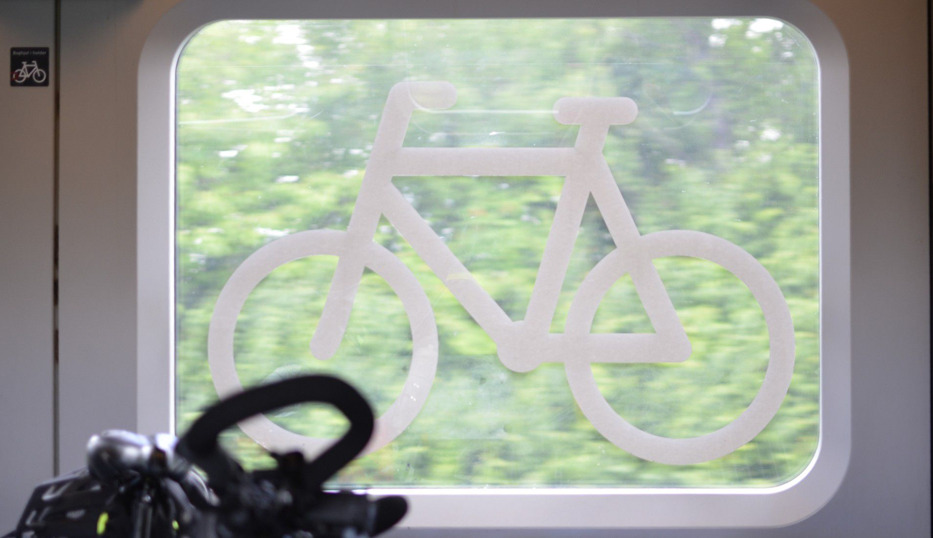 Ta' toget på cykeltur