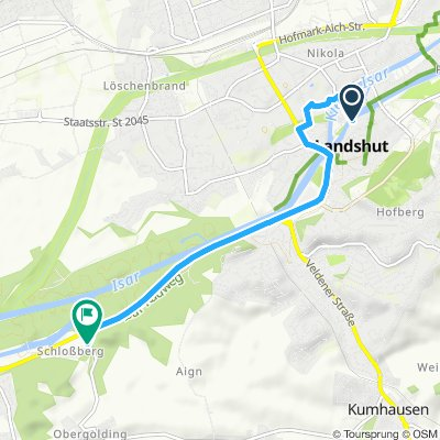 Lanshut-Schloßberg
