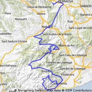 Viladecavalls - Castelldefels