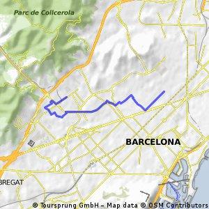 Etappe 1 : Barcelona-Barcelona