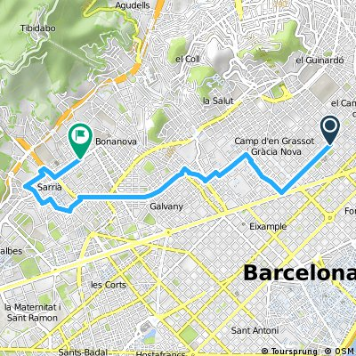 Cycling in Barcelona Bikemap Your bike routes