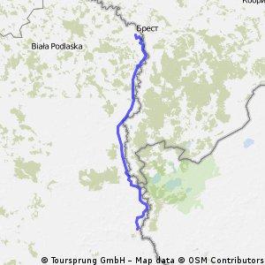 wyprawa 4 nocleg sroda 100,74 km
