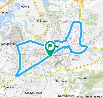 Tarnów-Mościce-Chyszów