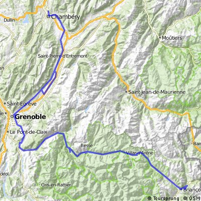 (8) Stage 17 Briancon-Chambery