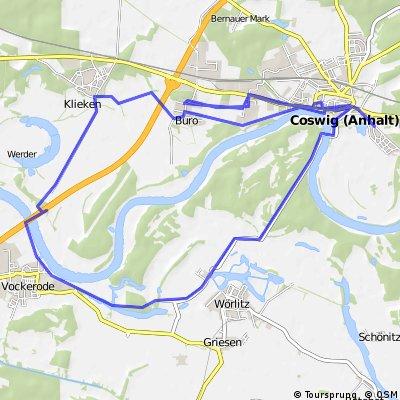 Buro/Coswig/Wörlitz/Vockerrode/Klieken/Buro/Coswig/Buro