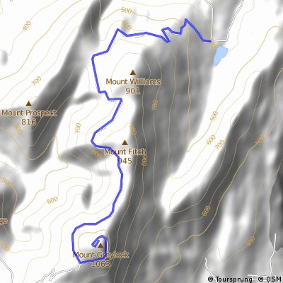 Mount Greylock North