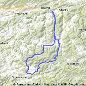 Runde im Süden Gevelinghausens