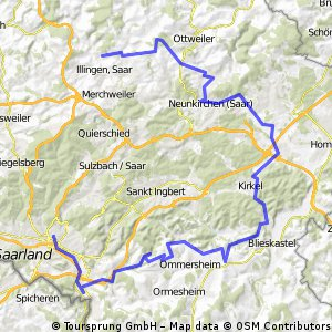 Kussing´s Route
