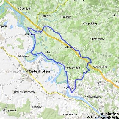 MTB Tour Donautal