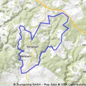 Wied - Westerwald - Rundweg