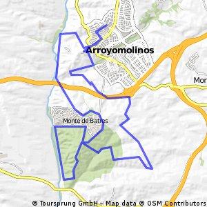 Arroyomolinos-Monte de Batres