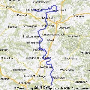 Untertürkheim-BadRappenau