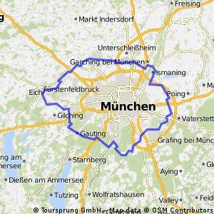 Radlring München
