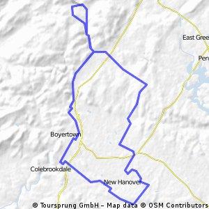 Boyertown Loop