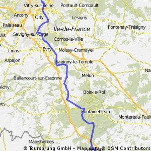 Paris - Lagerville