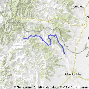 Oratia - Plesesti - Valea Salciei