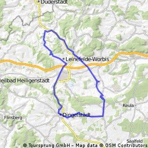 Kleine Eichsfeld Runde