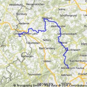 20110610 Königstein - Boppard Teil 1