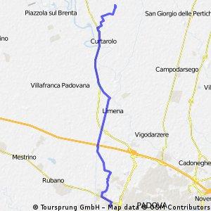 Da Padova a Marsango
