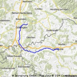 Roringen - Leinefelde.