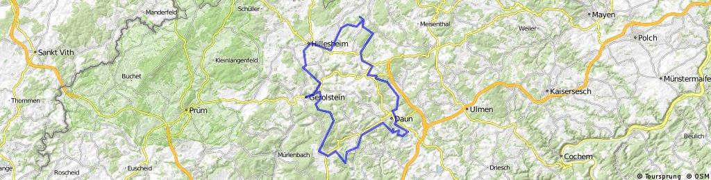 Vulkaneifel-Rundfahrt