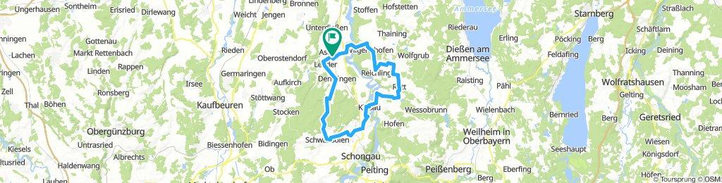 Fuchstal Leeder-Schwabniederhofen
