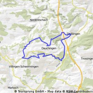 Weilersbach, Schwenningen, Deißlingen