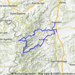 Ardèche - Grd Felletin