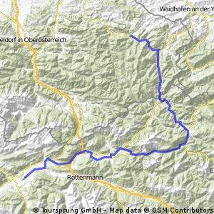 Aigen in Ennstal - Grossraming (Austria) // 7.etapa