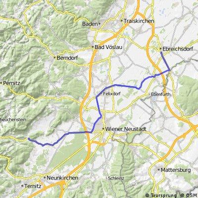 Höflein - Ebreichsdorf