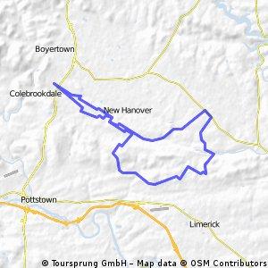 Boyertown - Limerick Loop