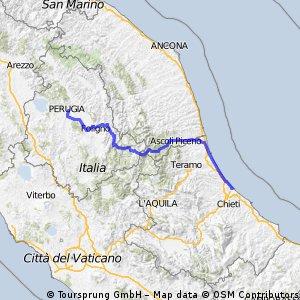 Pescara-Perugia