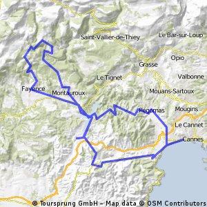 (T5)La LAZARIDES 101 Km