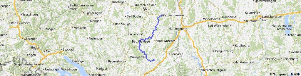 D-B 06 a Kisslegg - Ochsenhausen