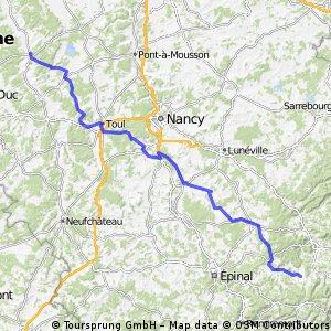 Tour for Life 2011 - Etappe 6
