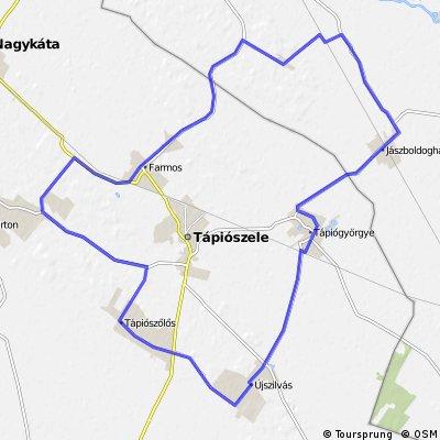 Farmos- Györgye- Tápiószőlős