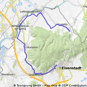 Stotzing - Eisenstadt