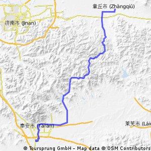 Zhangqiu - Tai'an