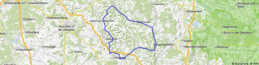 Lupburg Radmarathon