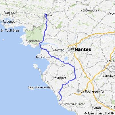 Tour de France 2011, part 3
