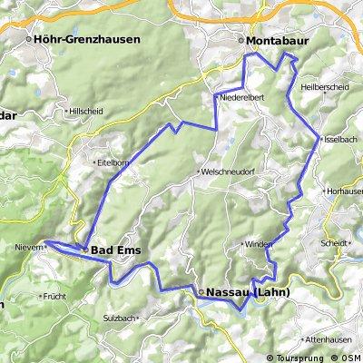 Von Fachbach über Arzbach ins Gelbachtal