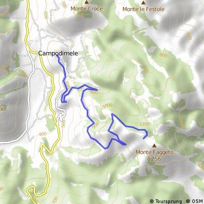 Campodimele Monte Faggeto