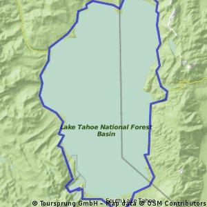 Around Lake Tahoe
