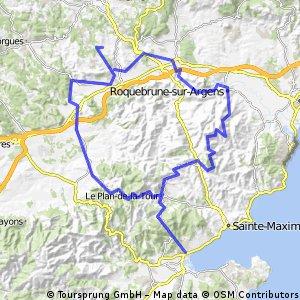 Tour Port Grimaud
