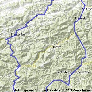 Traisental-Mariazell-Pielachtal-Runde